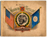 Washington Artillery Souvenir Booklet Cover