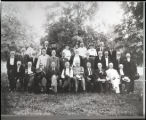 Reunion of Civil War Veterans at Shiloh