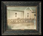 Reunion photograph of Carter County Civil War Union Veterans