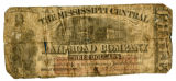 Civil War era Confederate money