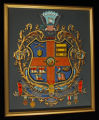 Heraldic history of the service of William H. Oliver