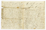 Letter from Orrin Wadsworth to Charles Wadsworth