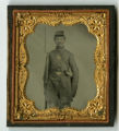 Civil War soldier, possibly Phillip Bauman