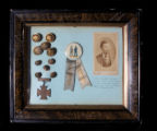 William Churchill Kirkland shadowbox