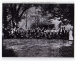 Published image of Confederate veteran reunion, Mt. Pleasant, Tennessee