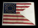 United States cavalry guidon