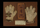 Billfold and Gloves