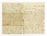 Greenberry Williams Jr. letter