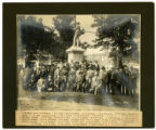 5th Tenn. Regt. Confederate Veterans reunion in Paris, Tennessee