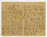 Letter from John A. Crutchfield to L. M. Crutchfield