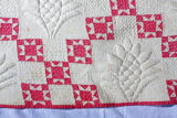 Star Irish Chain Quilt
