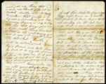 Letter from Cpl. Henry Marshall Misemer, Co. F, 3rd Tenn. Cav. Regt., USA, to wife Martha