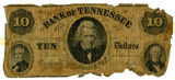 Bank of Tennessee scrip