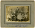 William A. Newell family portrait