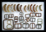 Collection of buckles
