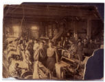 Photograph of Pinewood plantation cotton mill