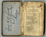 New Testament belonging to Confederate soldier