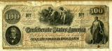 Confederate national and state currency