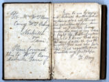 Inscribed Bible of Pvt. Ferdinand Berry