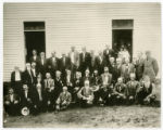 Picture of group of Confederate veterans in Morristown, Tenn.