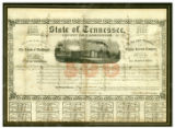 East Tennessee and Virginia Railroad Company bond
