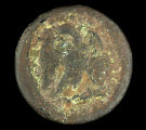 1820s U.S. Eagle button