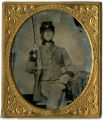 James Alexander Cathey Milliken ambrotype