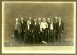 Photograph of Confederate veterans