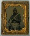 Unidentified Union cavalryman ambrotype