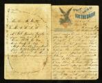 Letter from Martha M. Beatty to Mr. William C. Nutt