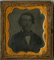 Ambrotype of William H. Merriman