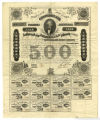 $500 Confederate bonds