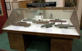 Models of Confederate naval vessels