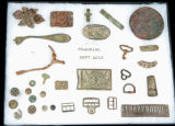Collection of relics dug near Franklin (Tenn.)