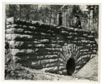 Culvert Made by Civilian Conservation Corps at Harrison Bay State Park near Chattanooga