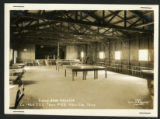 Camp Sam Houston recreation hall