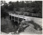 Rock Creek Bridge Built by the Civilian Conservation Corps at Pickett State Forest