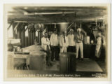 223rd Company Civilian Conservation Corps kitchen crew