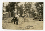 Civilian Conservation Corps work crew
