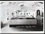 Tracy City Civilian Conservation Corps camp kitchen