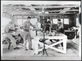 Tracy City Civilian Conservation Corps camp workshop