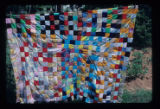 Jewel Allen Nine Patch quilt