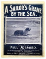 A sailor's grave by the sea