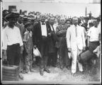William Jennings Bryan's Arrival in Dayton