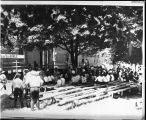 Scopes Trial Spectators on the Courthouse Lawn