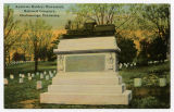 Andrews Raiders Monument, National Cemetery, Chattanooga, Tennessee
