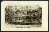 Residence of the late Rev. Samuel McAdow, of Dickson County, Tennessee in which the Cumberland...