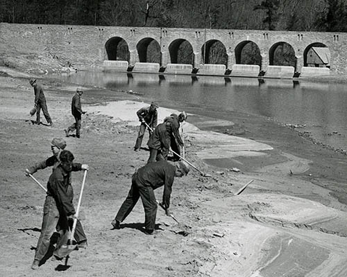 d3b859a0aa39 Photographs and interviews documenting the history of the Civilian  Conservation Corps in Tennessee.