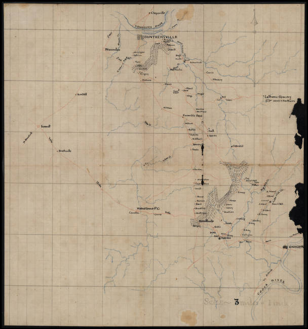 map of north puerto rico, map of north alabama, map of south tenn, map of southwest tenn, map of north florida, on map of north eastern tenn